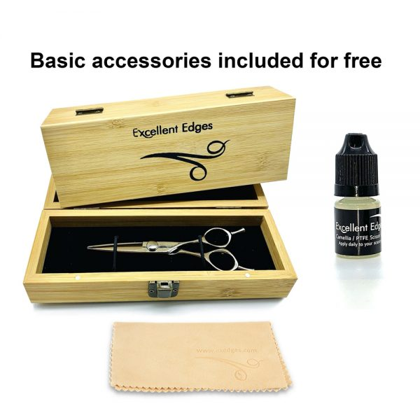 Basic Accessories Included For Free